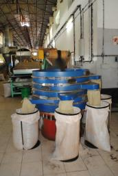 Factory - Fibre extraction and Sorting
